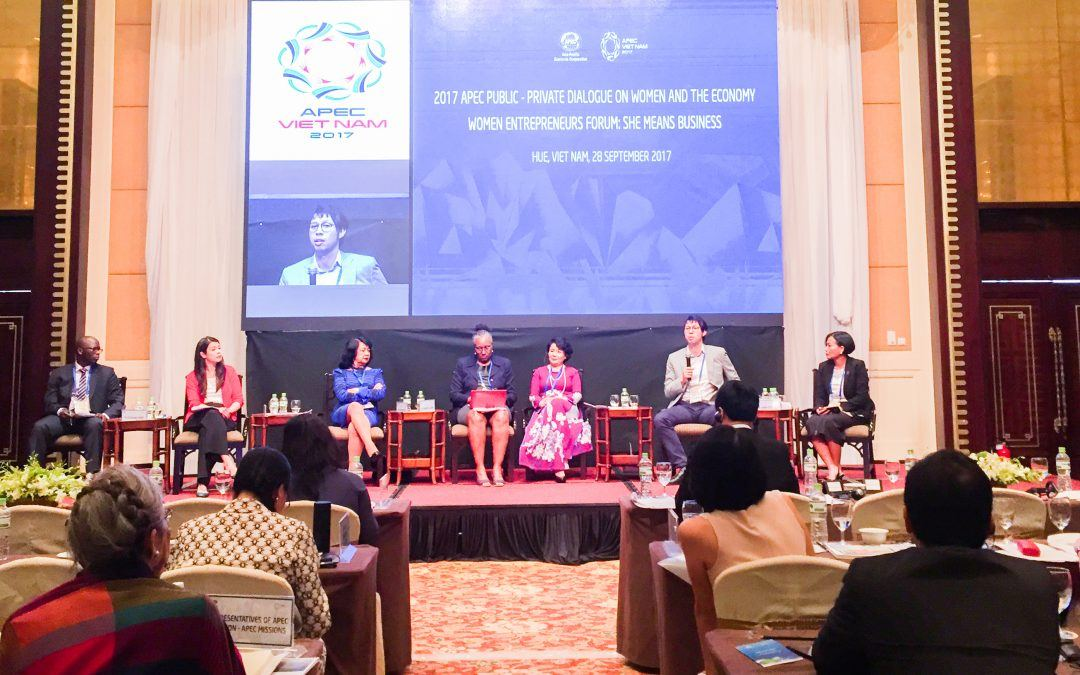 MBI Stresses Importance of Woman Entrepreneurs at APEC