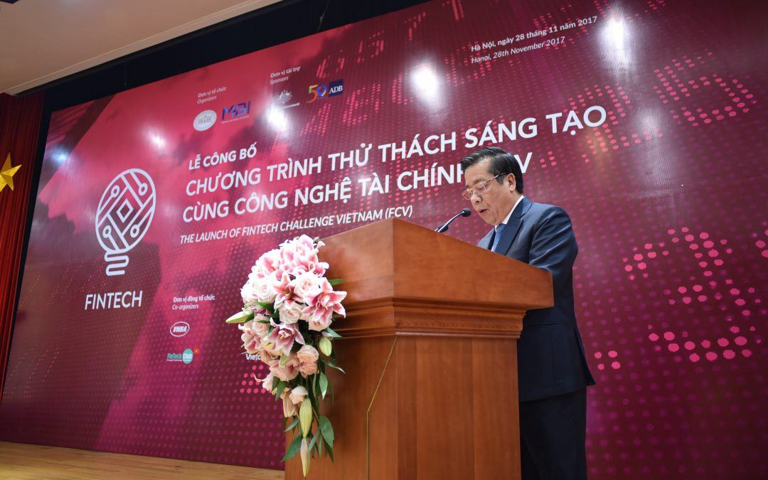 Fintech Challenge Vietnam to Catalyze Financial Inclusion
