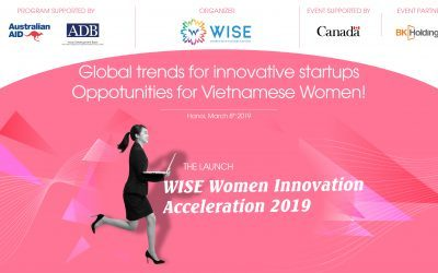 WISE Women Innovation Accelerator 2019 Launches Today