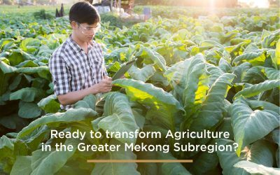 MATCh – A new agricultural startup accelerator program