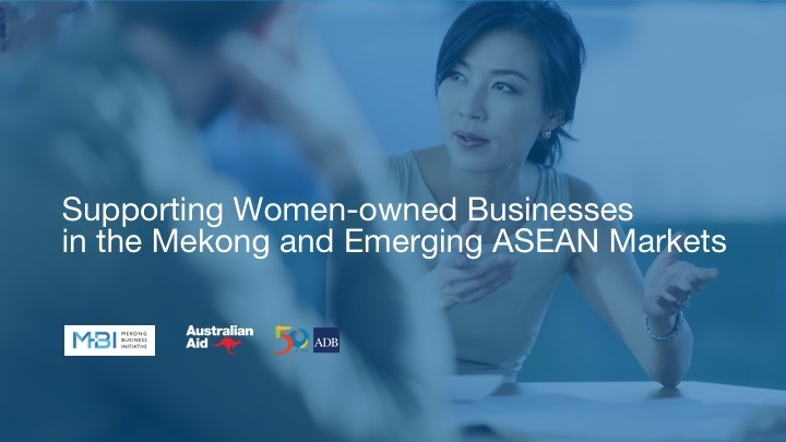 MBI invited to present on women-owned businesses