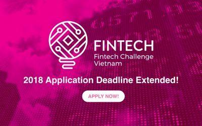 Fintech Challenge Vietnam Extends Application Deadline!